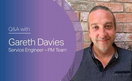 Meet the Team – Gareth Davies