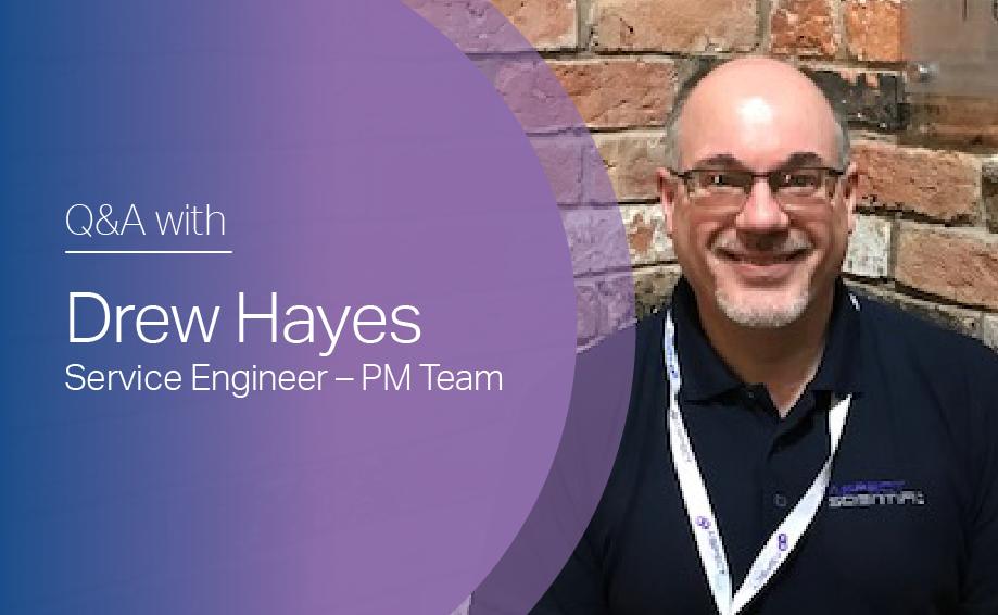 Meet Drew Hayes